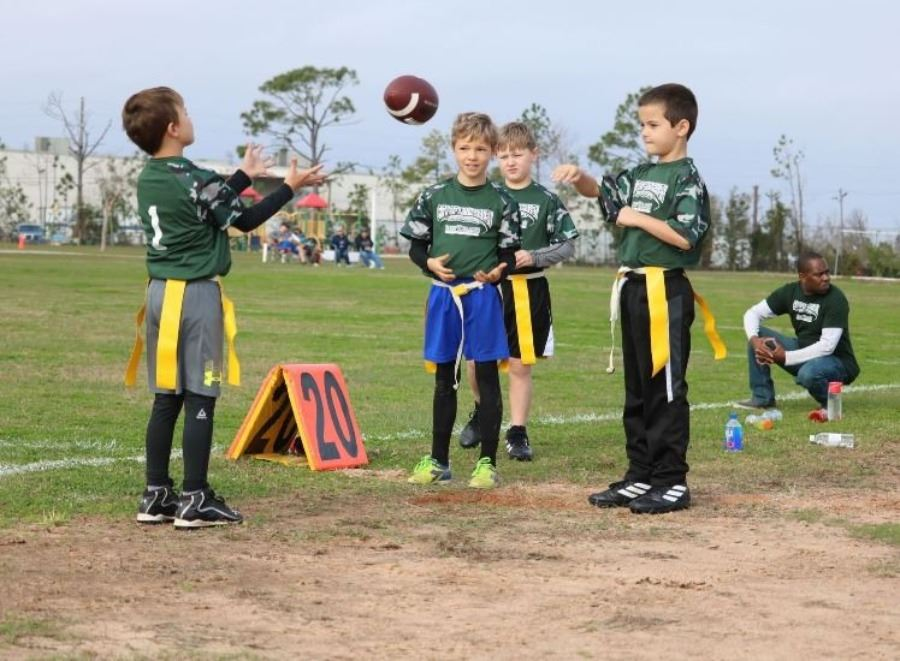 Youth Flag Football 2020