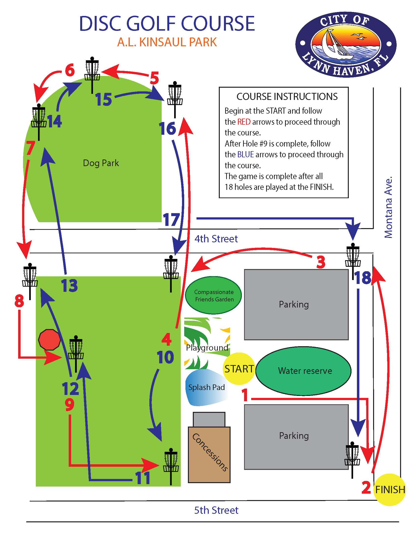 Disc Golf Map_V3